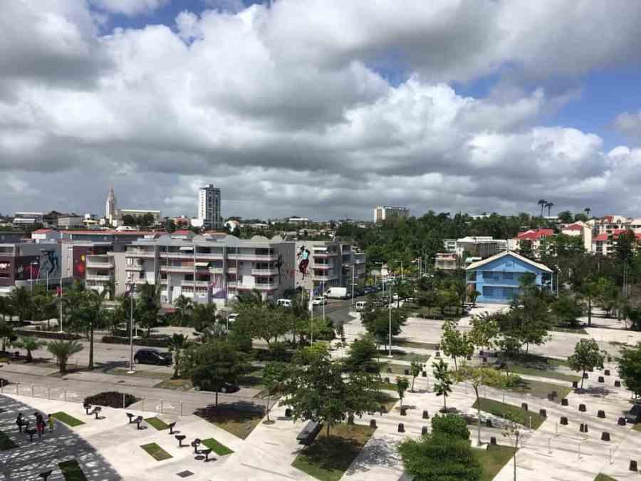 memorial-acte-passerelle-guadeloupe-caraibes-pointe à pitre-musée