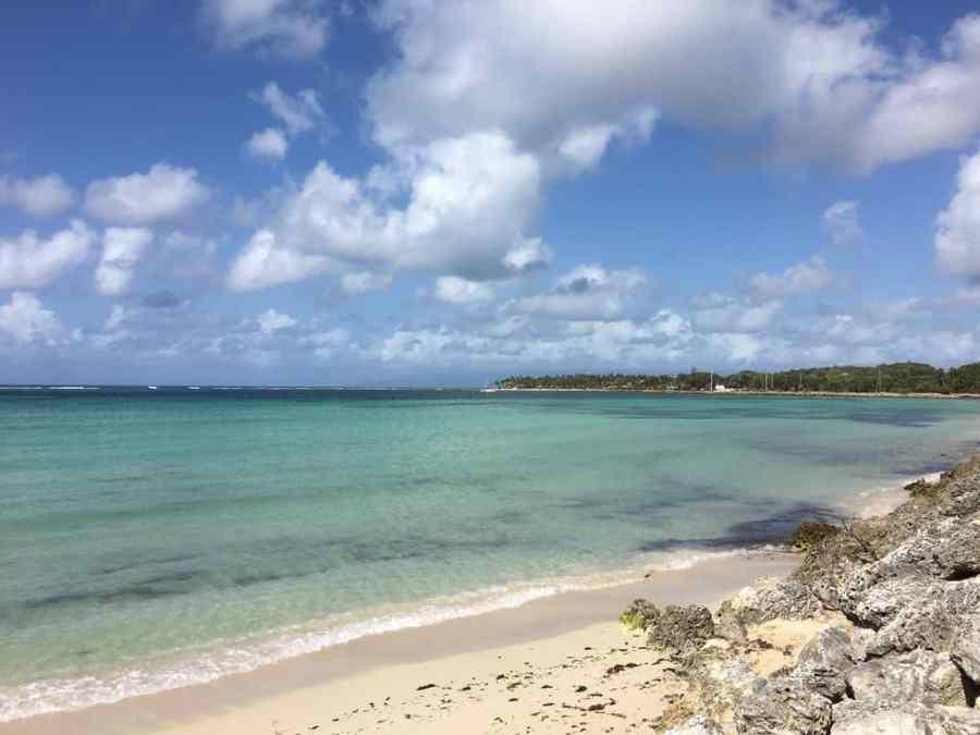 plage-sainte anne-guadeloupe-caraibes-eau-mer