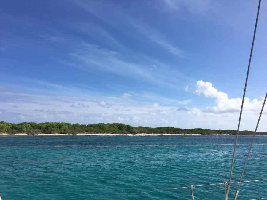 ile-petite terre-guadeloupe-caraibes-mer