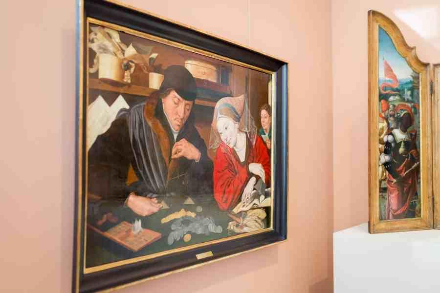 valenciennes-hainaut-visites mystères-autour du louvre lens-musee-beaux arts-tableau-flamand