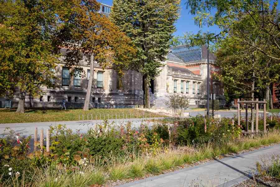 valenciennes-hainaut-visites mystères-autour du louvre lens-musee-beaux arts-jardin-sculpture-boulevard-carpeaux