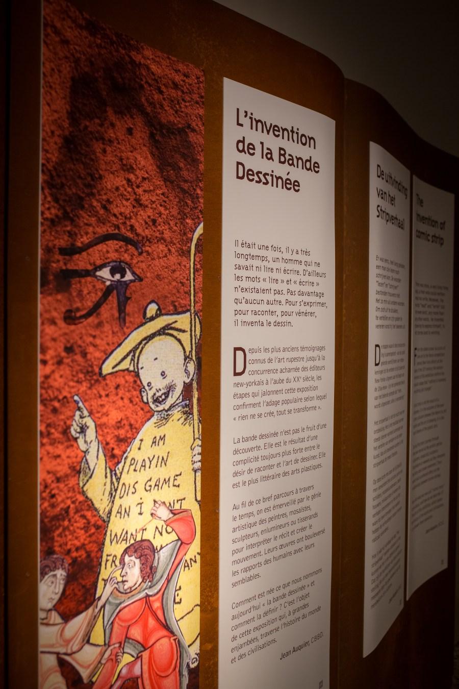 bruxelles-musee-bande dessinée-belgique-hall-entree-escalier-tintin-herge-histoire