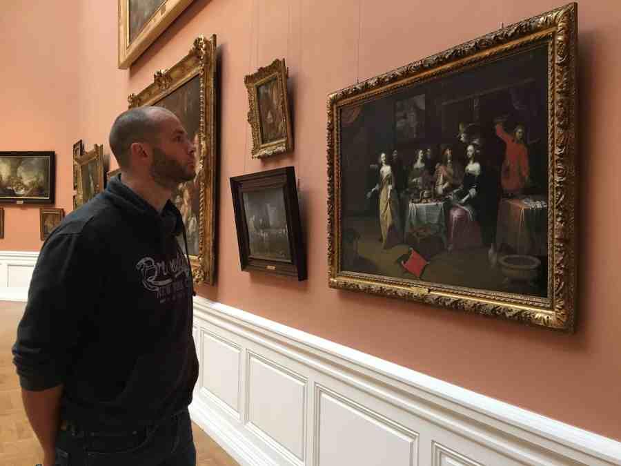 valenciennes-hainaut-visites mystères-autour du louvre lens-musee-beaux arts-tableau