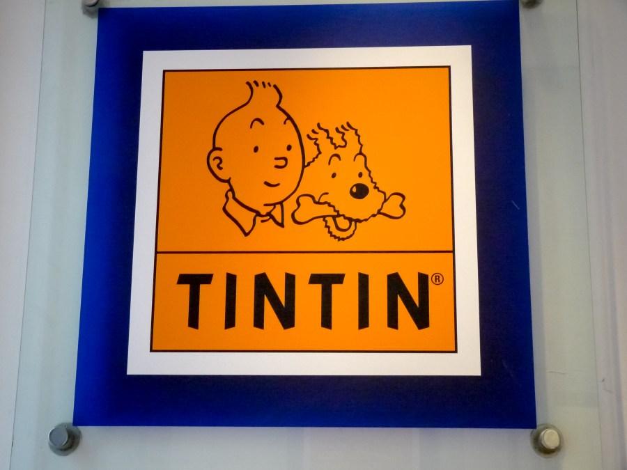 Bruxelles-belgique-bande dessinée-tintin-herge-milou