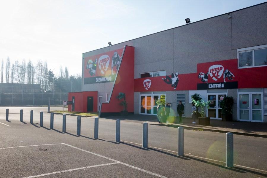 Jump XL trampoline à Valenciennes