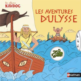 Livre Kididoc sur Ulysse pour les enfants