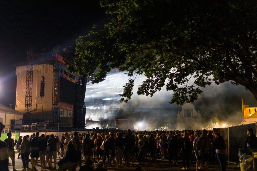 Festival de musique Mainsquare à Arras