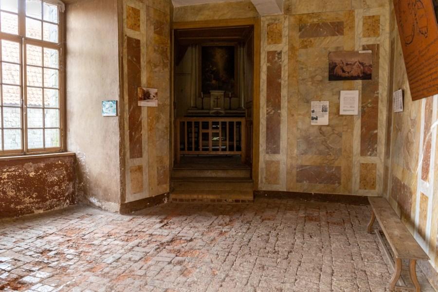 Chapelle du château d'Olhain
