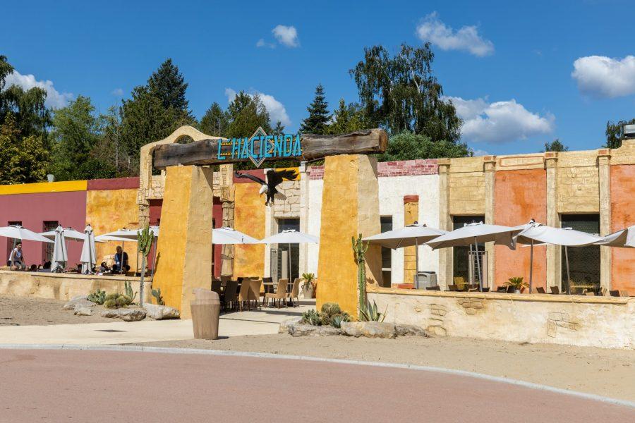Restaurant Hacienda à la Mer de Sable