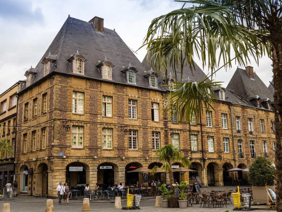 Charleville Mézières place Ducale