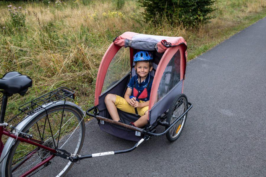 Transardenne itinéraire à vélo