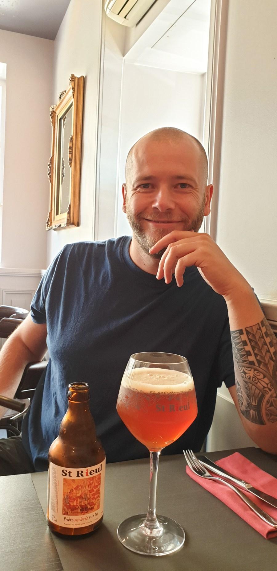 Bière St Rieul à Senlis