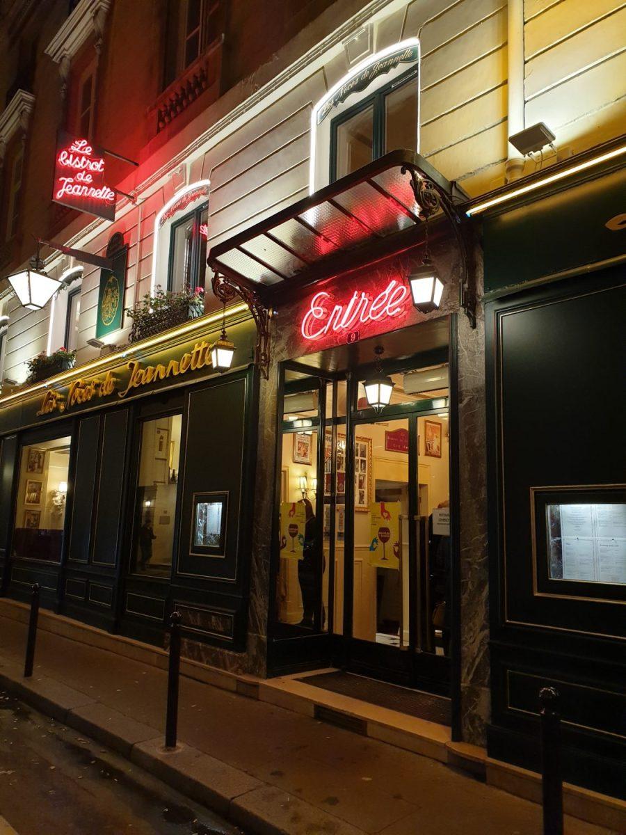 Les Noces de Jeannette à Paris