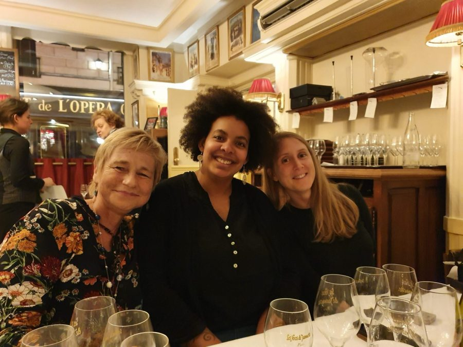 Brasserie parisienne Les Noces de Jeannette