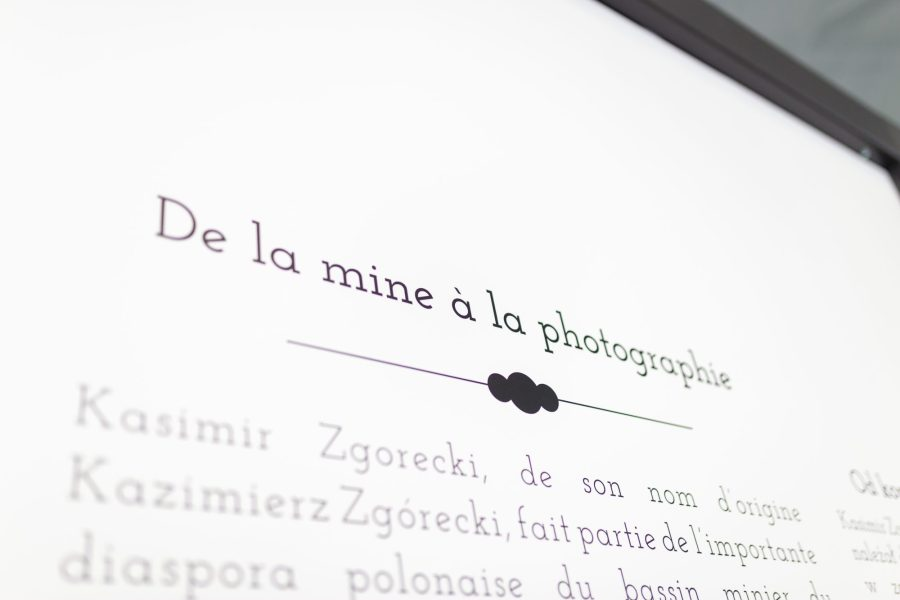 Photographe polonais à Rouvroy