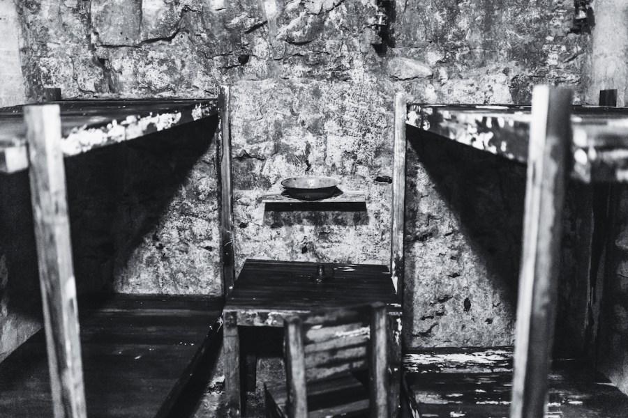 La vie dans les souterrains de Vimy