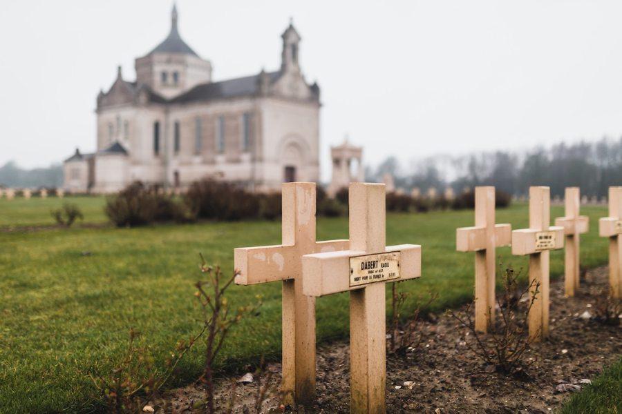 Tourisme de mémoire à Ablain Saint Nazaire