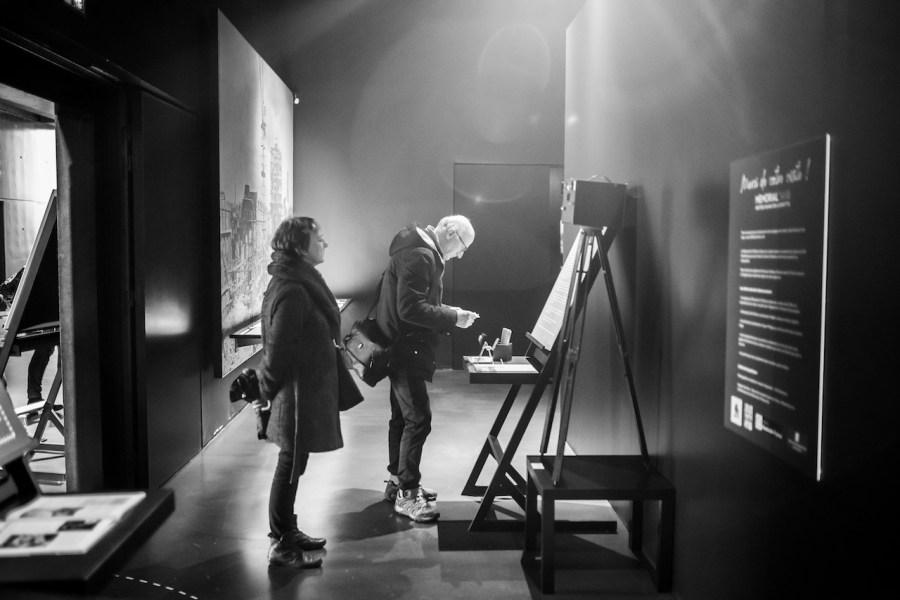 Photographies argentiques en exposition