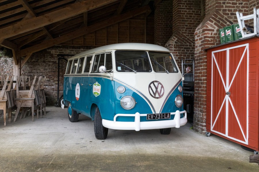 Combi Volkswagen des Belles Echappées