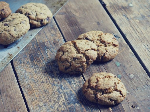 Cookies au chocolat Mes desserts en kit