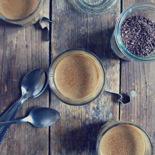 Crème au café Dessert en kit