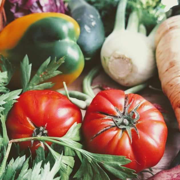 légumes du panier grenoblois