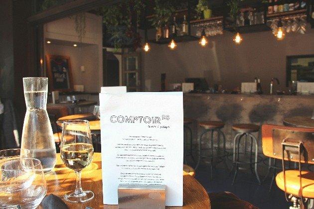 comptoir 28 restaurant tapas corenc