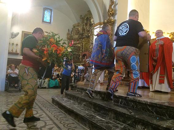 Ofici de Sant Bartomeu a Festa Major de Sitges
