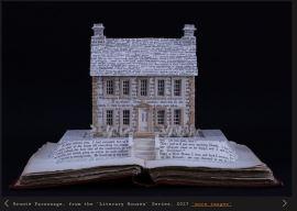 Brontë Parsonage - su blackwell