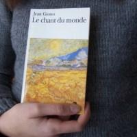 Le chant du monde - Jean Giono