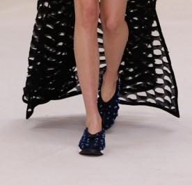 Baskets haute couture Christian Dior