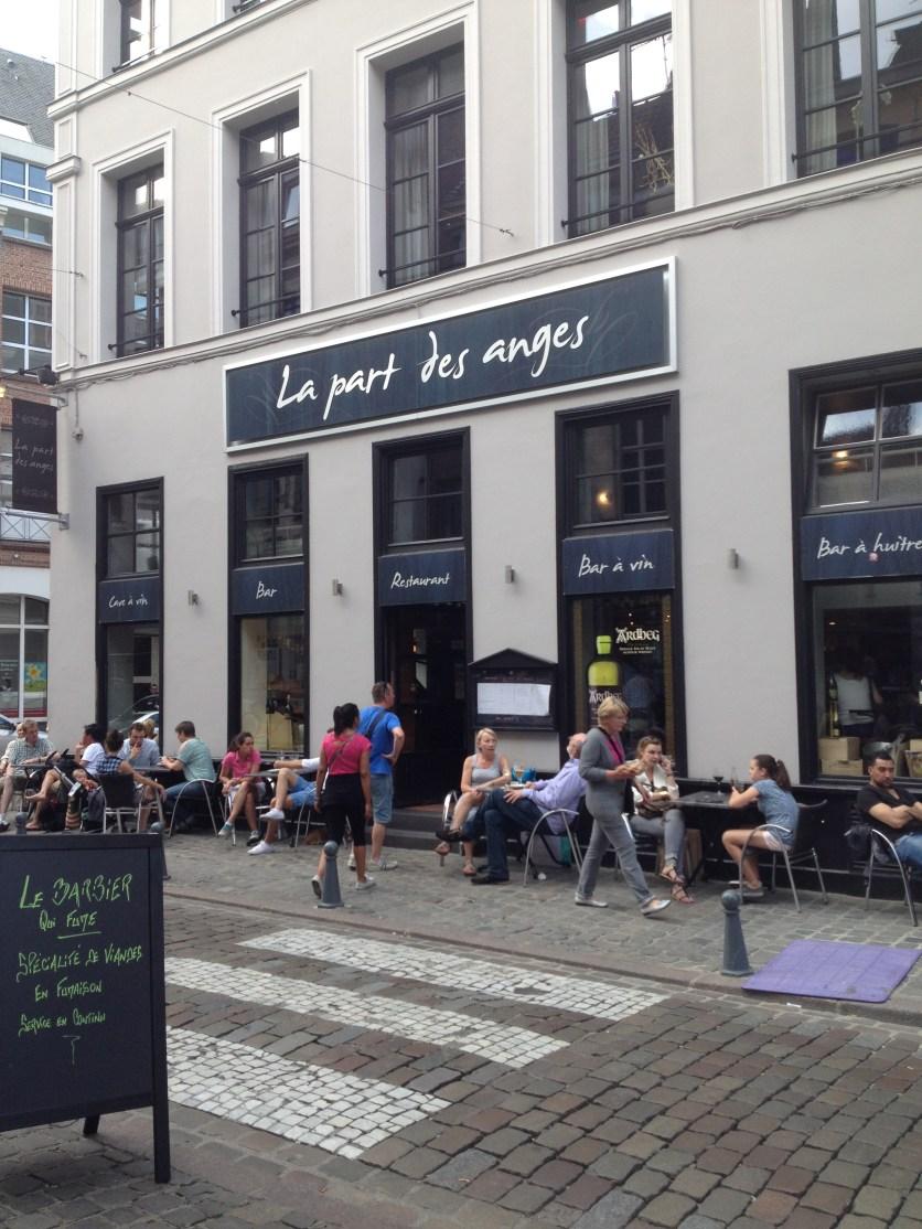 La part des anges Vieux-Lille