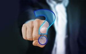 question service rédaction web