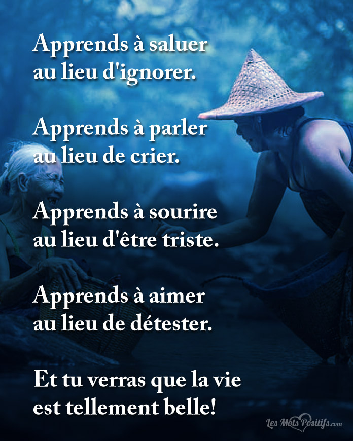 La Vie Est Belle Citation : belle, citation, Verras, Tellement, Belle!, Citations, Pensées, Positives, Positifs.com