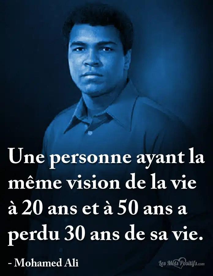 Phrase Celebre De Mohammed Ali : phrase, celebre, mohammed, Vision, Selon, Mohamed, Citations, Pensées, Positives, Positifs.com
