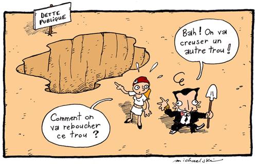 """Résultat de recherche d'images pour """"dette caricature"""""""