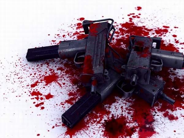 bloody-uzi-guns