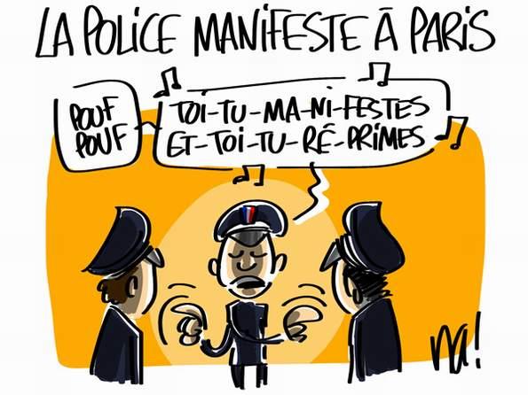 manifestation-police-humour-dessin