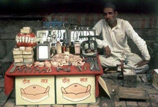 famous indian dentist