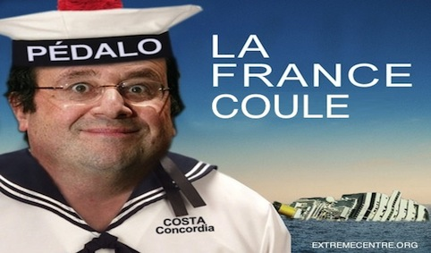 flamby-francois-hollande-la-france-coule-costa-concordia-pedalo1