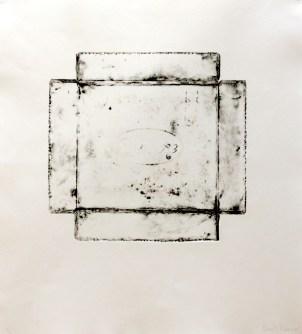 RASSOUW Benoit sans titre, 2005 gravure 56x38 cm