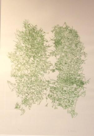 RONCO Antoine, 2007, sérigraphie, 50×70 cm