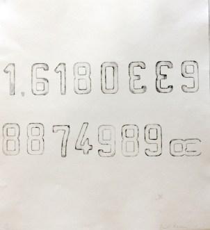 RASSOUW Benoit sans titre, 2005 gravure (2/2) 50x60 cm