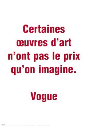 CLOSKY Claude Sans titre, 1999 Sérigraphie par Alain Buyse affiche n°55C 53x38 cm