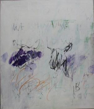 GUILLET Valérie Sans titre, 2012 Technique mixte 70x60 cm