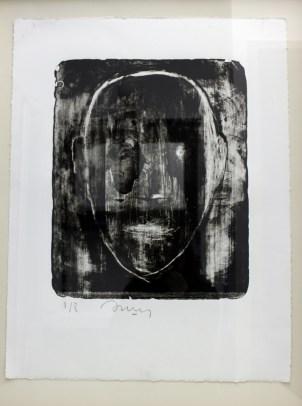 LEROY Dominique Sans titre Lithogravure 80x60