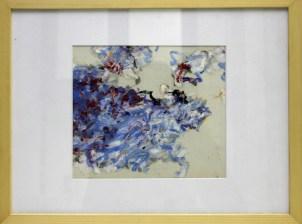 CALLOUET Stéphane Sans-titre Technique mixte 33x44 cm