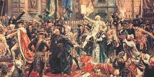 Jan Matejko, Uchwalenie Konstytucji 3 Maja, 1891 r.