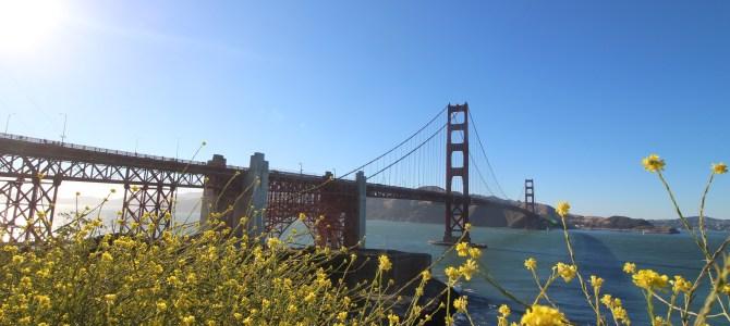 Deux jours a San Francisco