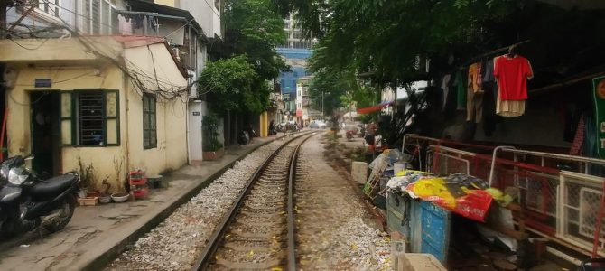 Vietnam – Jour 22 – Train de nuit Hanoï – Hué